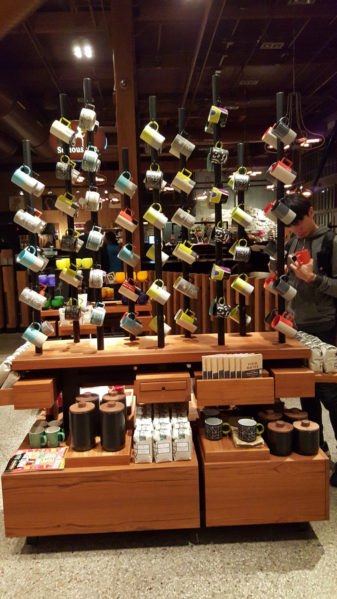 Starbucks Reserve Roastery Amp Tasting Room Seattle See