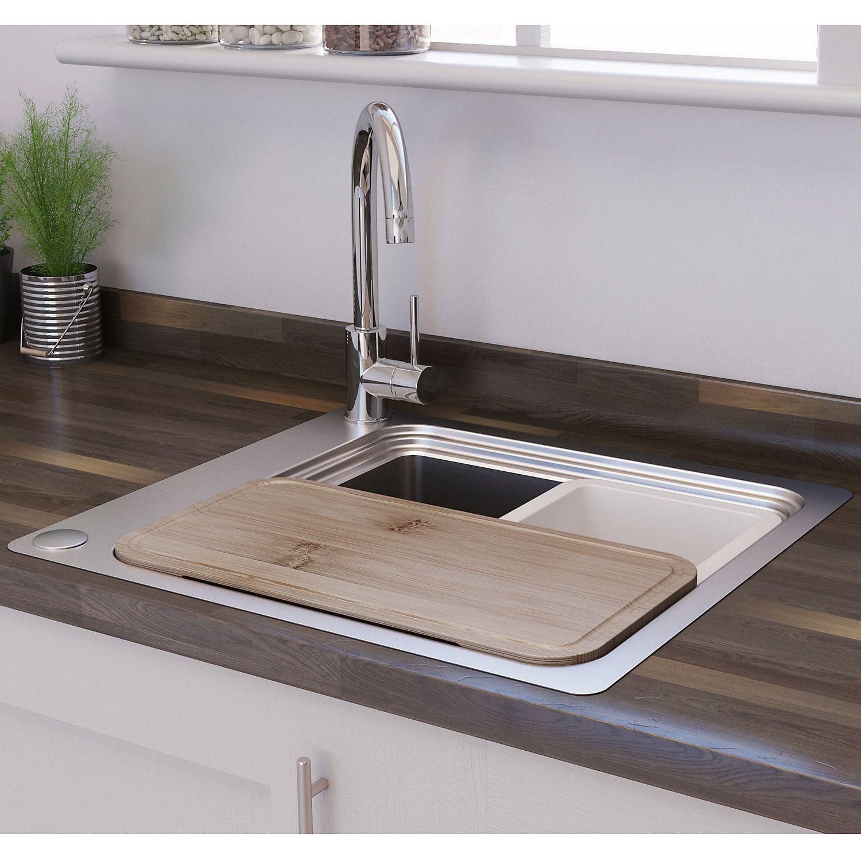 17 Sink Options Ideas Stainless Steel Sinks Romesco