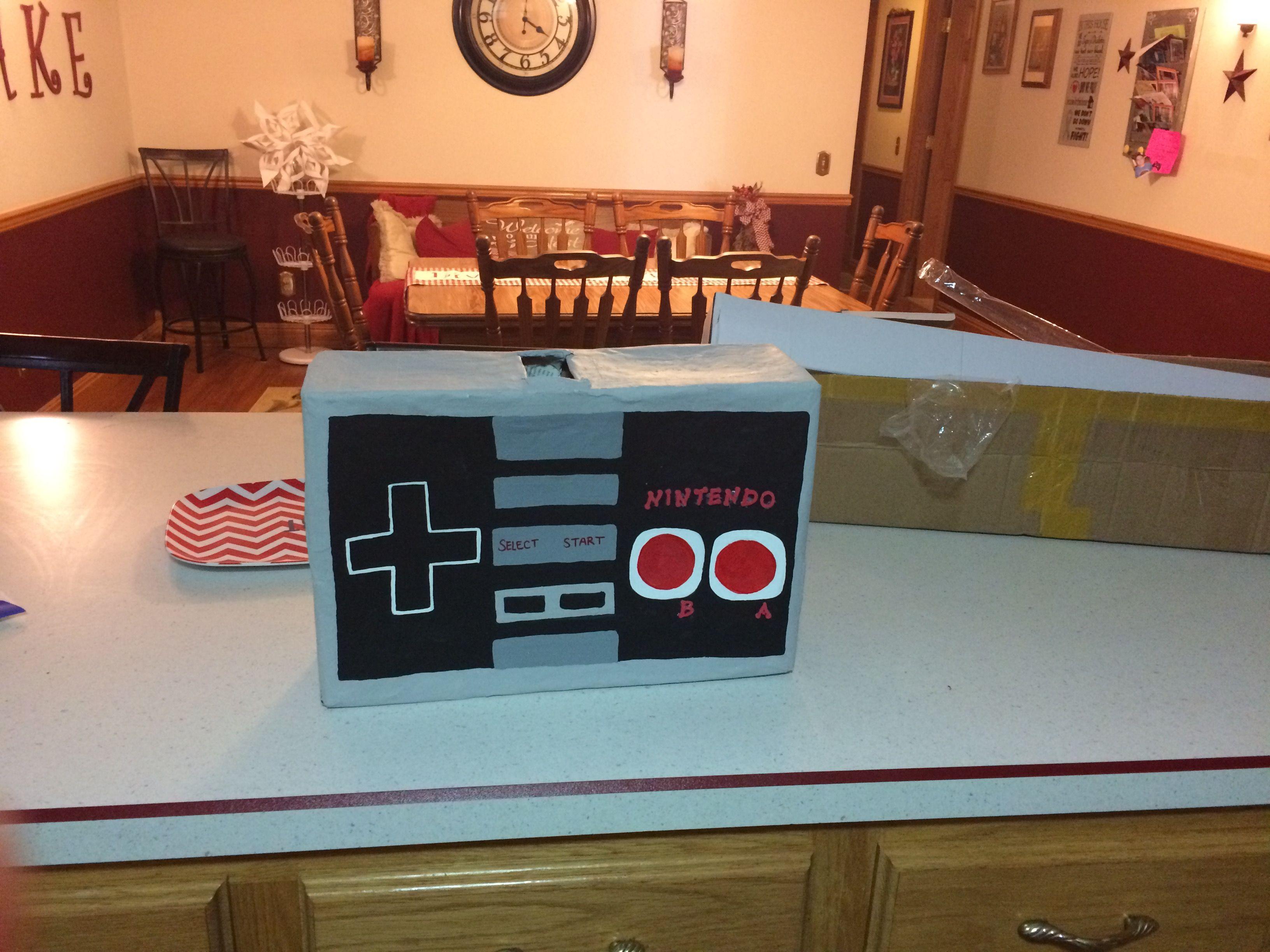 Nintendo controller piñata (With images) | Nintendo ...