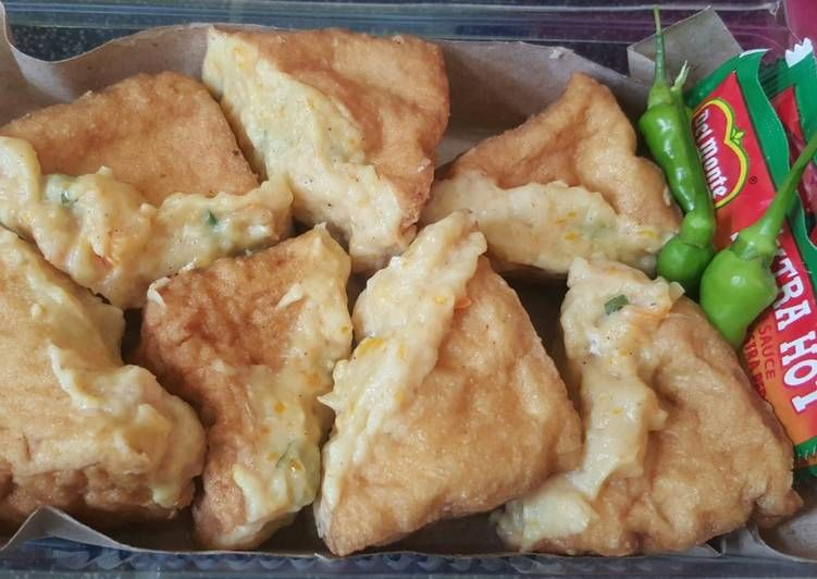 Cara Membuat Tahu Bakso Ayam Sehat Resep Makanan Bakso Ayam