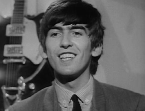 Image result for george harrison fangs