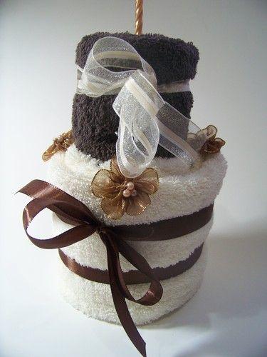 niedliche handtuch torte ohne kalorien torte als geschenk pinterest handt cher niedlich. Black Bedroom Furniture Sets. Home Design Ideas