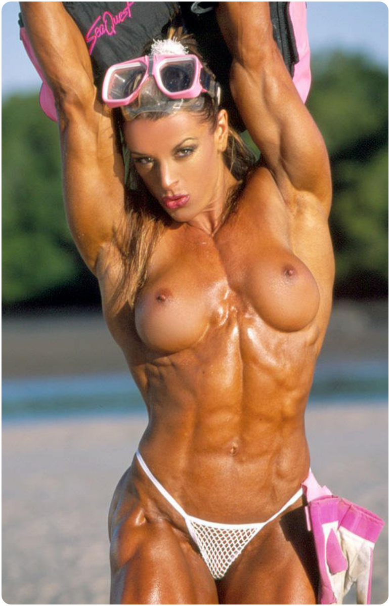 Sophie Duquette  Girls With Muscle  Pinterest  Muscle -3306