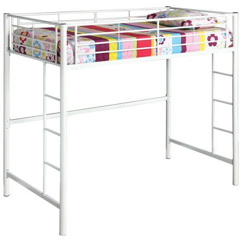 lit mezzanine une place my blog. Black Bedroom Furniture Sets. Home Design Ideas