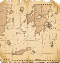 Antique world map fond prezi pinterest antique world map gumiabroncs Images