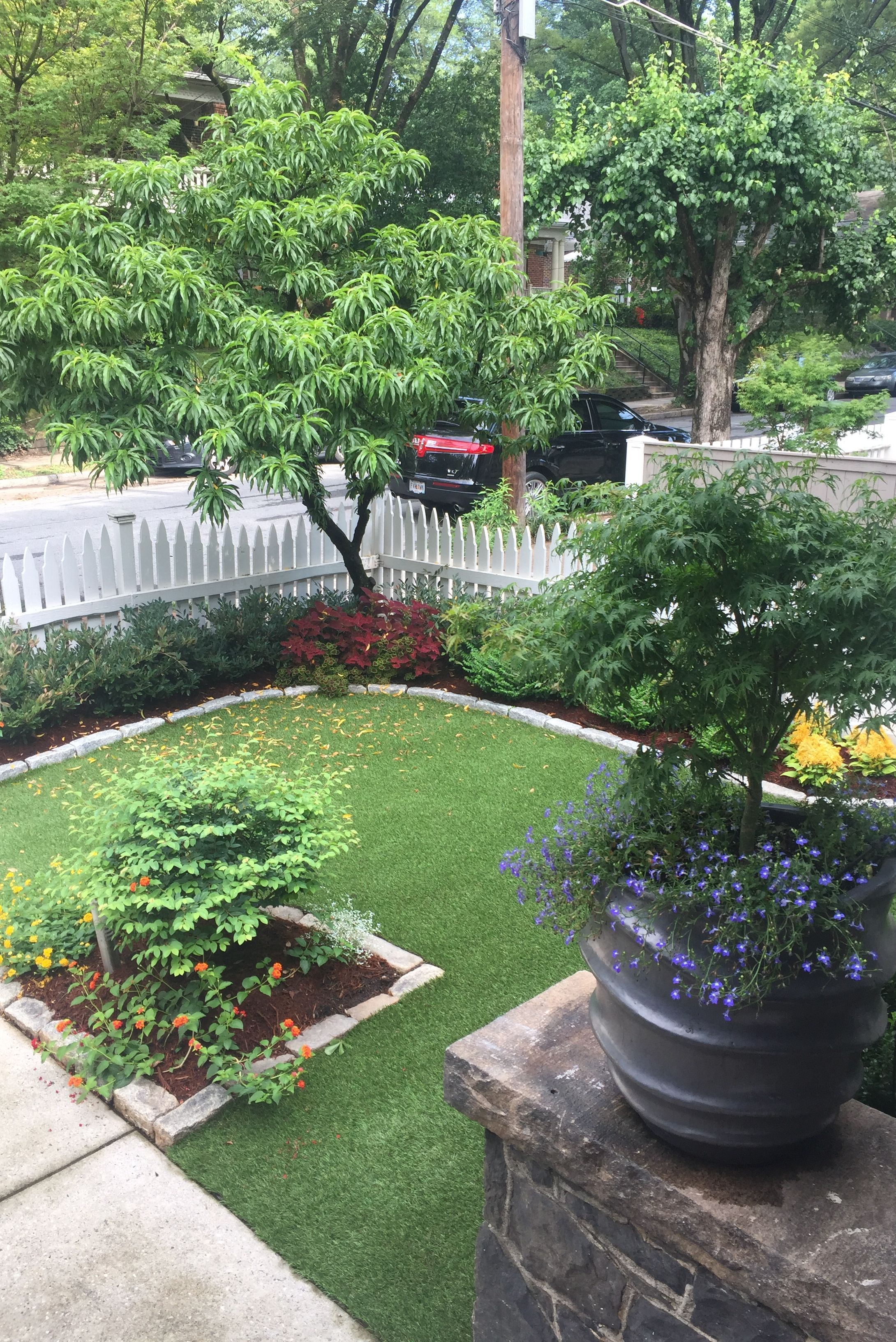 Old Fourth Ward Residential Yard Commercial Landscaping