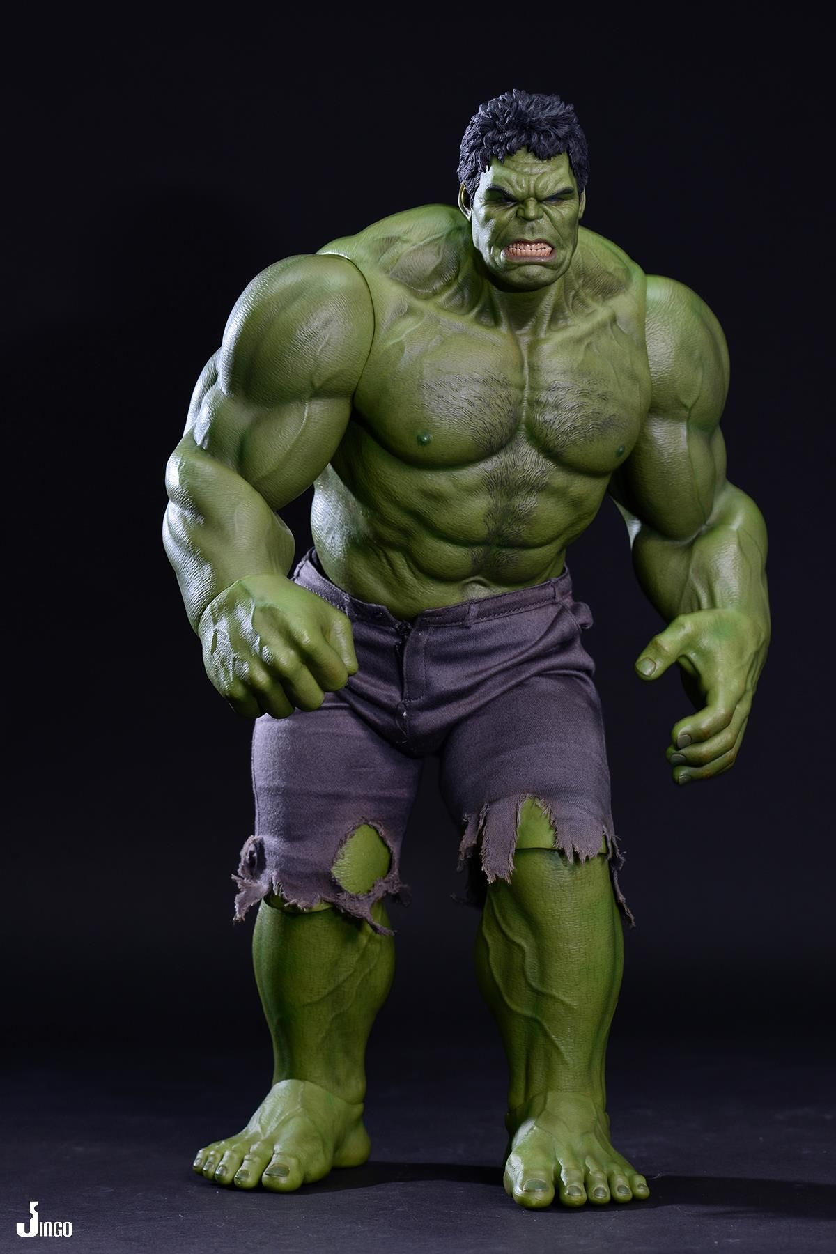 Avengers Hulk Vs Incredible Hulk Comparison