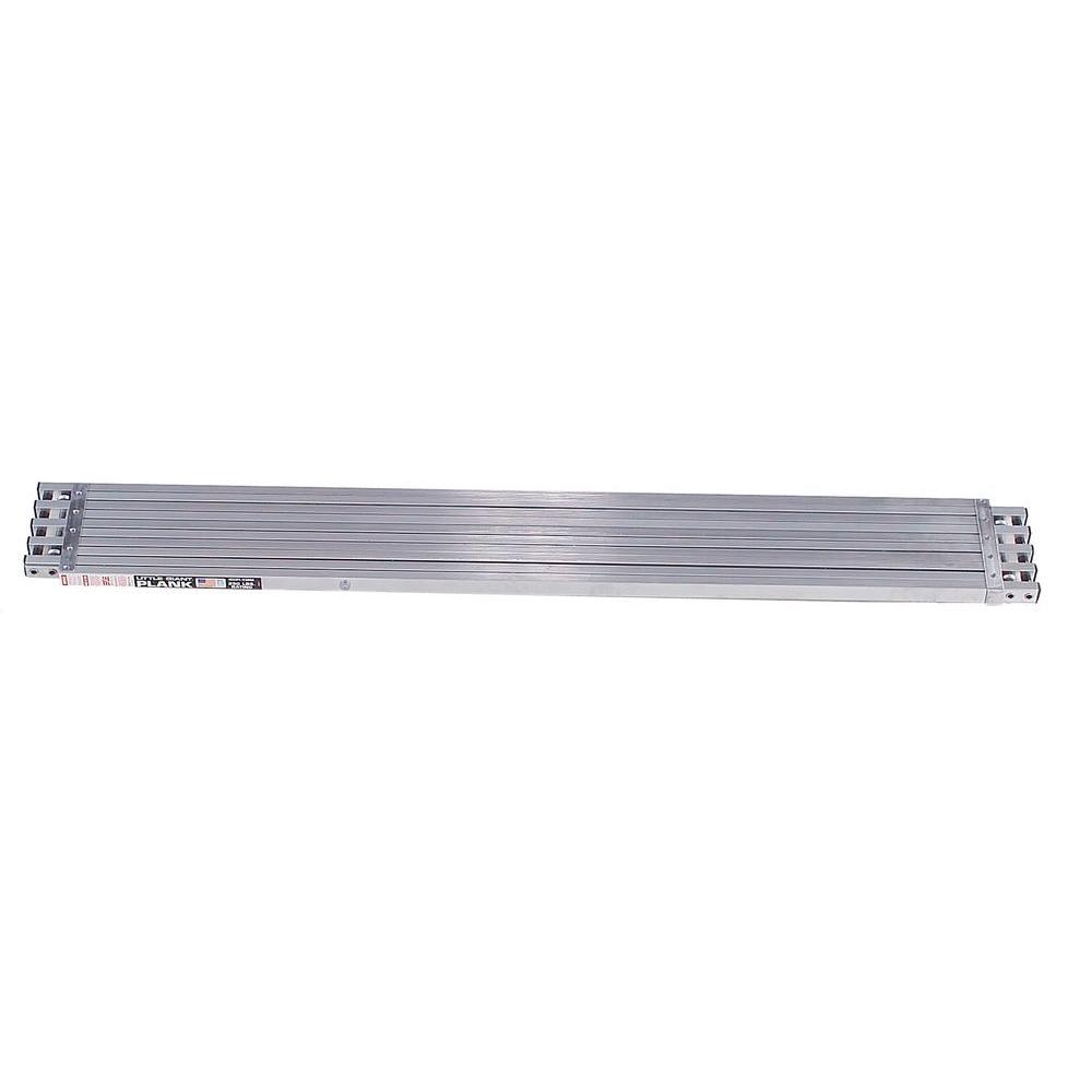 8 ft.-13 ft. Aluminum Telescoping Work Plank