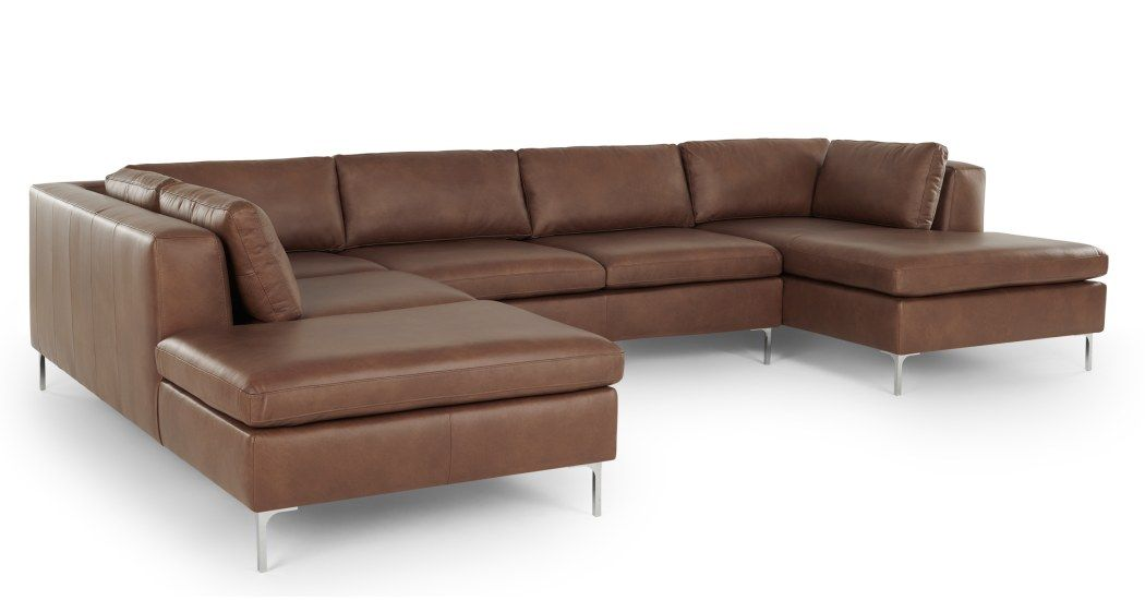 Leather corner sofas milano black leather corner sofas ...