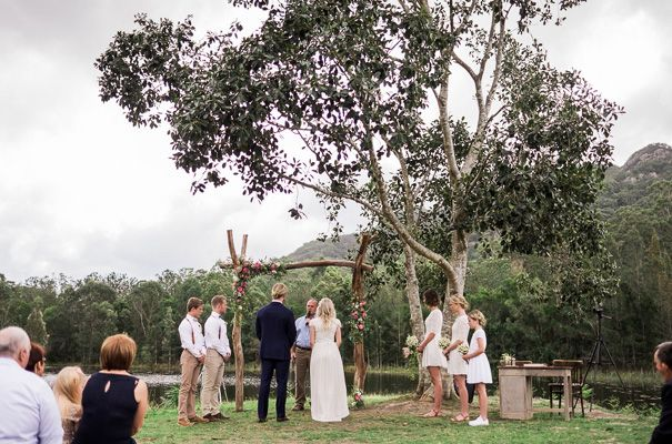 Daylight Weddings James Day Port Macquarie Picnic Wedding Reception Grace Loves Lace38