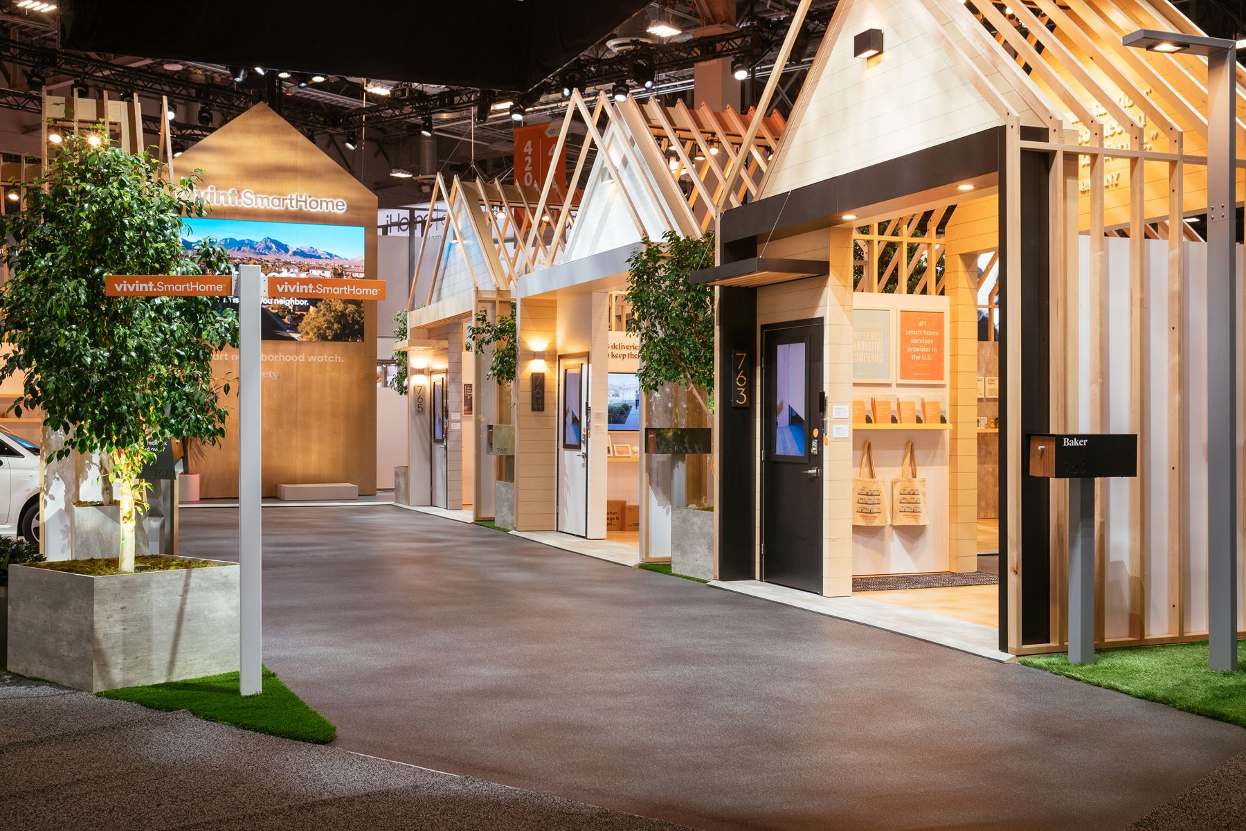 Reserve Retail Displays Iot smart home