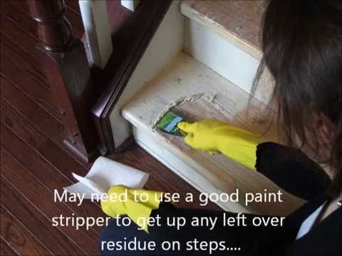 Best Refinish Hardwood Stairs That Were Carpeted Youtube 400 x 300