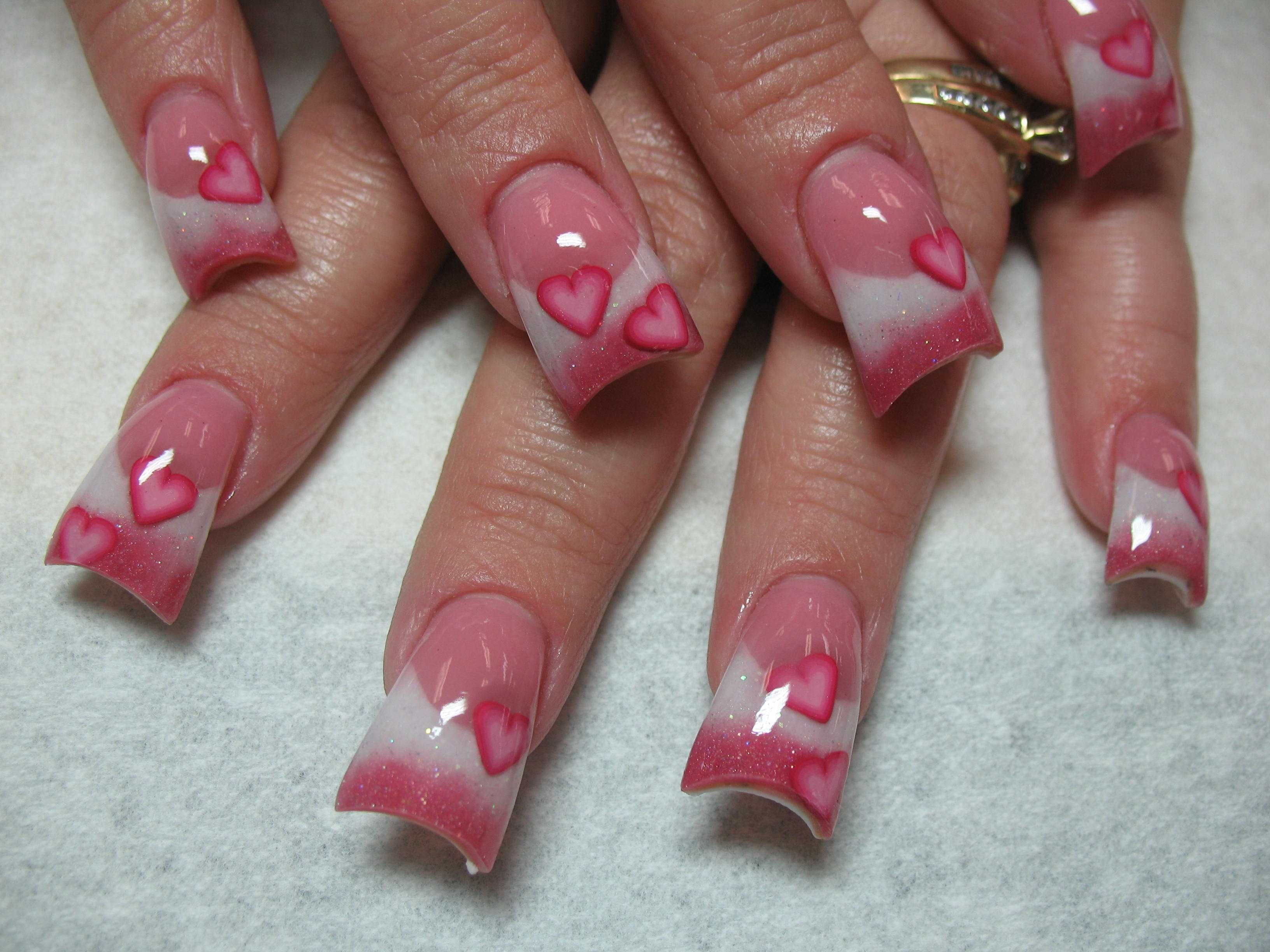 Valentine\'s Day - Nails Art Design Ideas | Nails magazine, Art nails ...