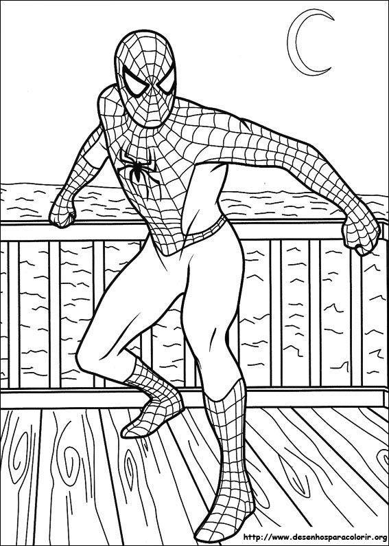 desenhos para imprimir do homem aranha_Pesquisa do Baidu | desenhos ...