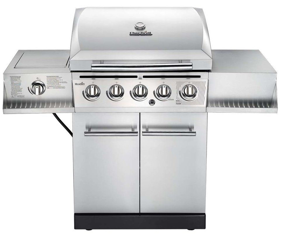 Performance Series 4-Burner Grill