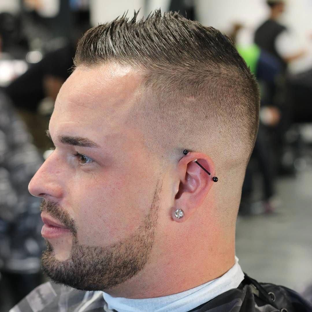 Cool formal high and tight haircut ideas show your style