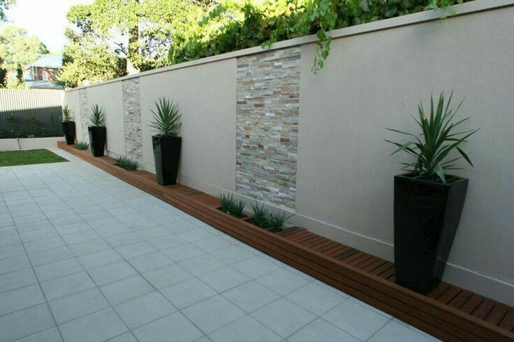 Jardin | Backyard and Garden en 2019 | Design Jardin, Amenagement ...