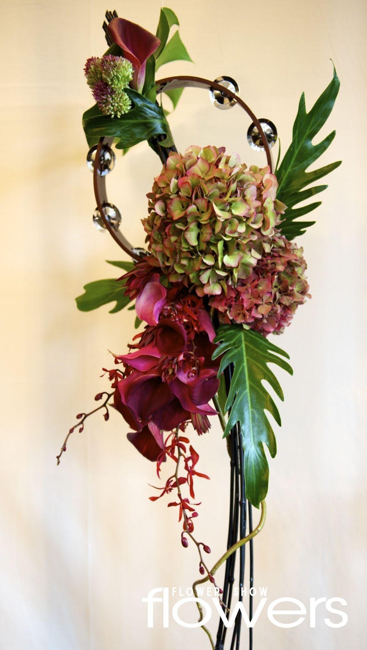 More Floral Designs At Flower Show Flowers Flowershowflowers