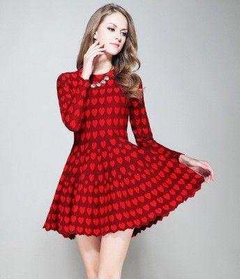 Vestidos de invierno lindos