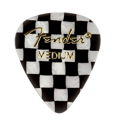 Abalone 1 Médiator Fender 351 Médium