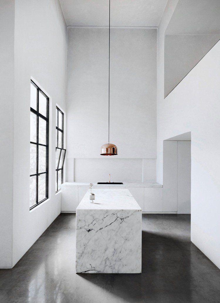 Îlot Central Design En 50+ Inspirations Splendides Pour