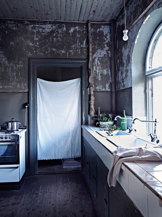 Vorhang statt Tür | Home sweet home | Pinterest | Vorhänge und Türen