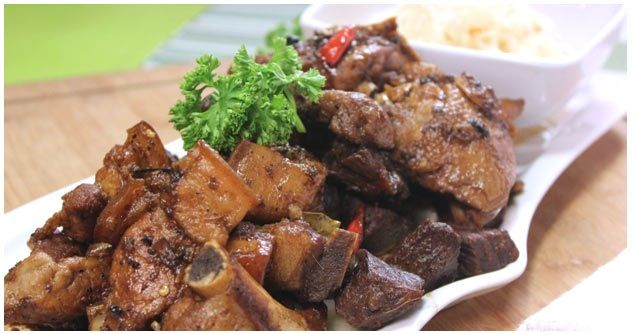 Pork and beef recipes