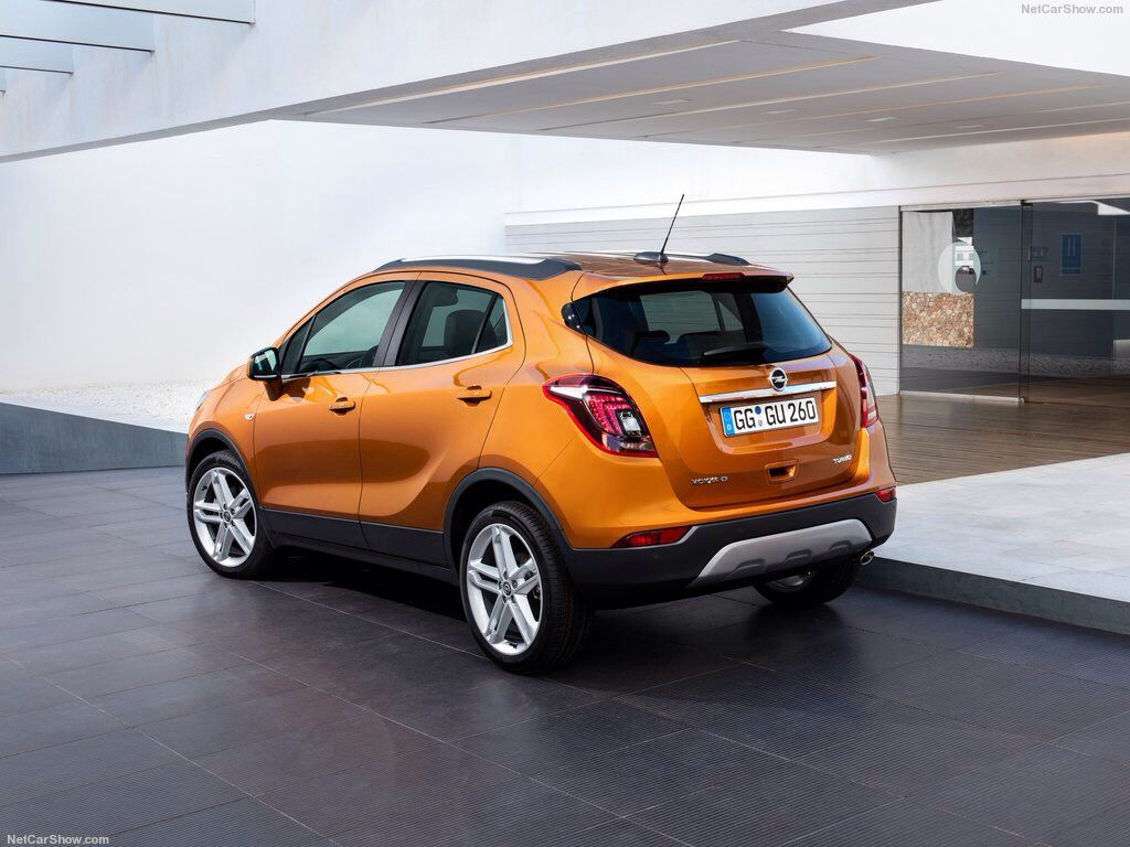Specially designed as a subcompact crossover sport utility car 2017 opel mokka for the previous model was released in 2013 and its production wa