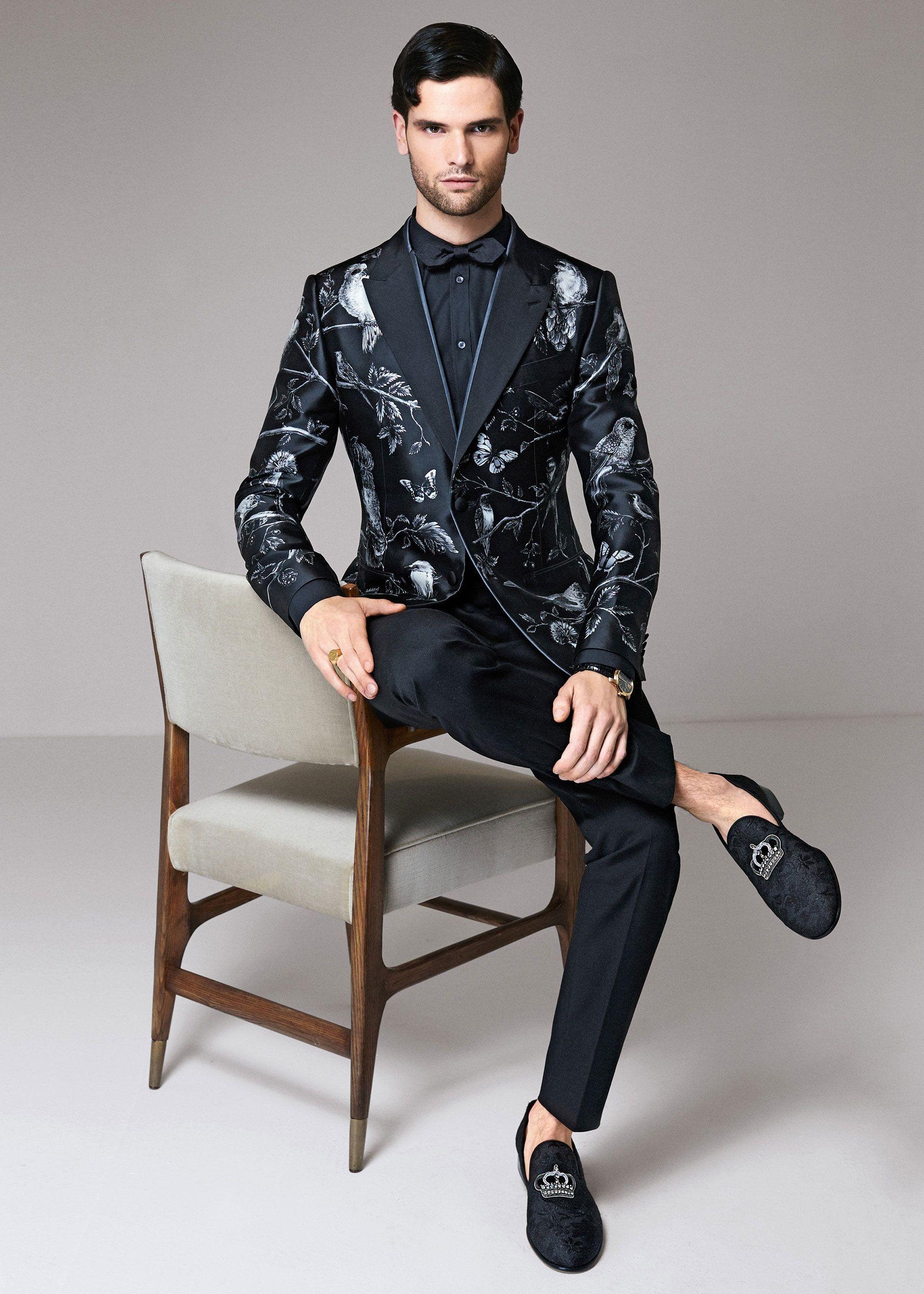 Vestiti Matrimonio Uomo Dolce E Gabbana : Dolce gabbana abiti sposo moda vestito da sposa vestiti