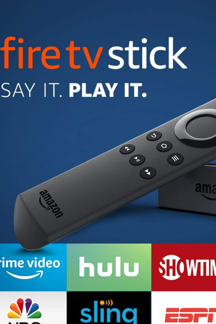 Fire TV Stick with 1st Gen Alexa Voice Remote, streaming