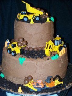 central market construction cake - Google Search