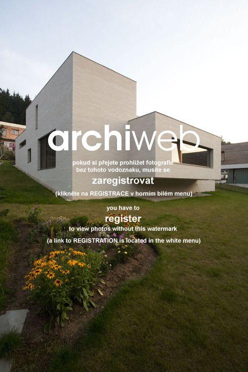 Home Design Zlín Part - 40: Archiweb.cz - Rodinný D?m Zlín - Lazy