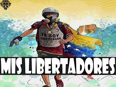 Mis Libertadores Scrop Venezuela Musica