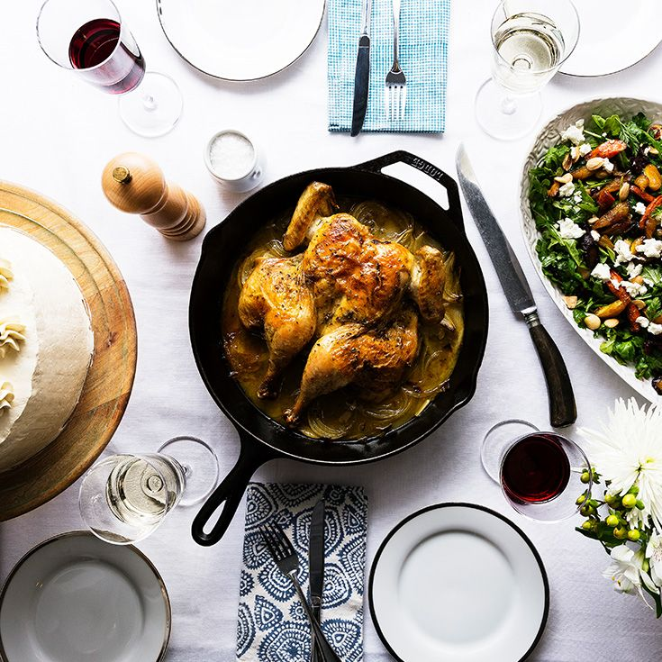 The Ultimate Dinner Party From Ina Garten