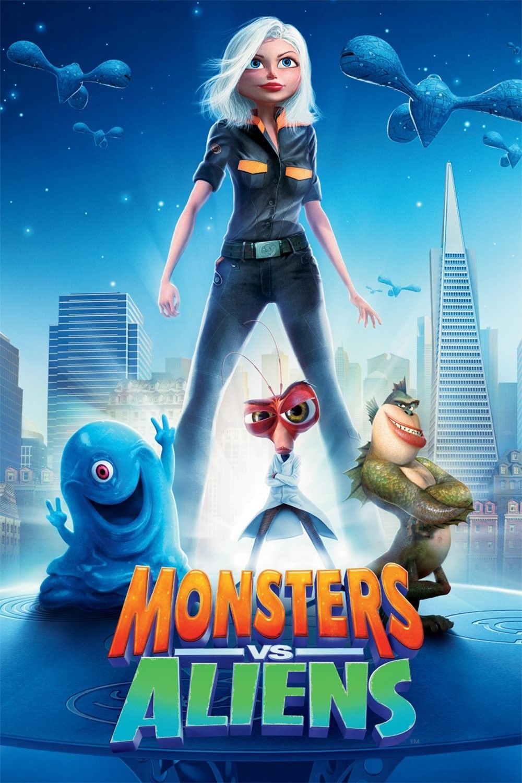 Monsters vs Aliens (2009) - Filme Kostenlos Online Anschauen ...
