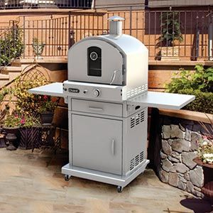Pizza Oven Costco Outdoor Decor Decor Gas Grill
