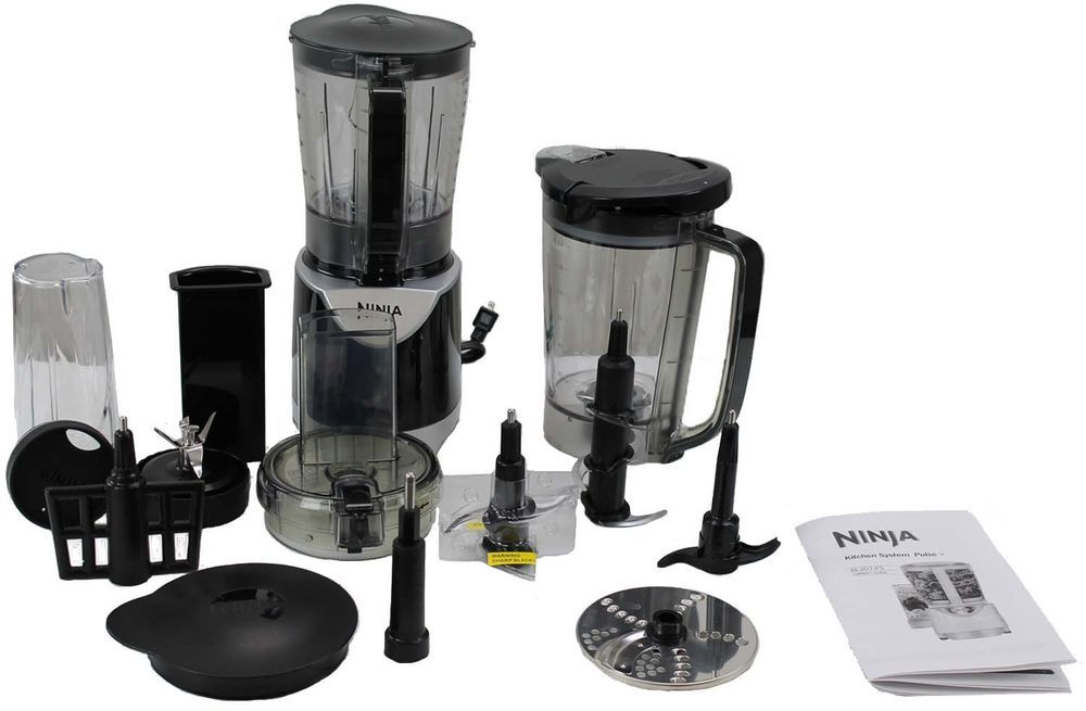 Ninja Extreme 700W Kitchen System Pulse Blender, Mixer ...