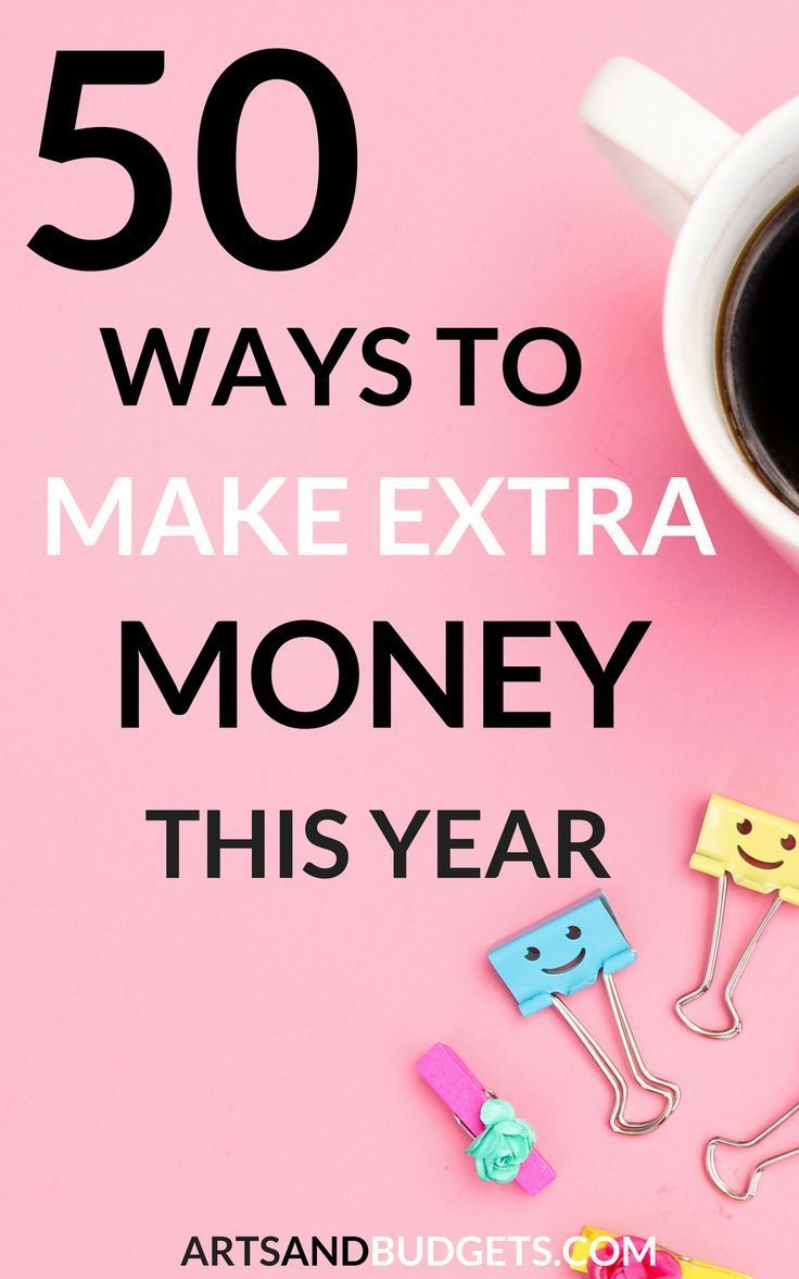 50 Side Ideas You Can Do Starting Today To Make Extra Money