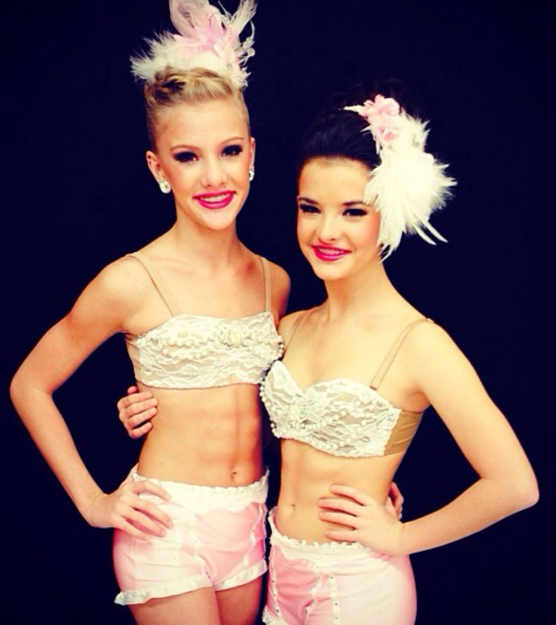Paige and Brooke Hyland | Dance Moms | Pinterest | Brooke ...