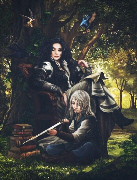 Yenn & Ciri