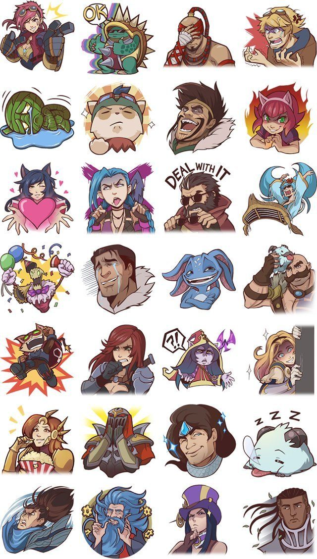 League Of Legends Champions Lol Pinterest Gaming