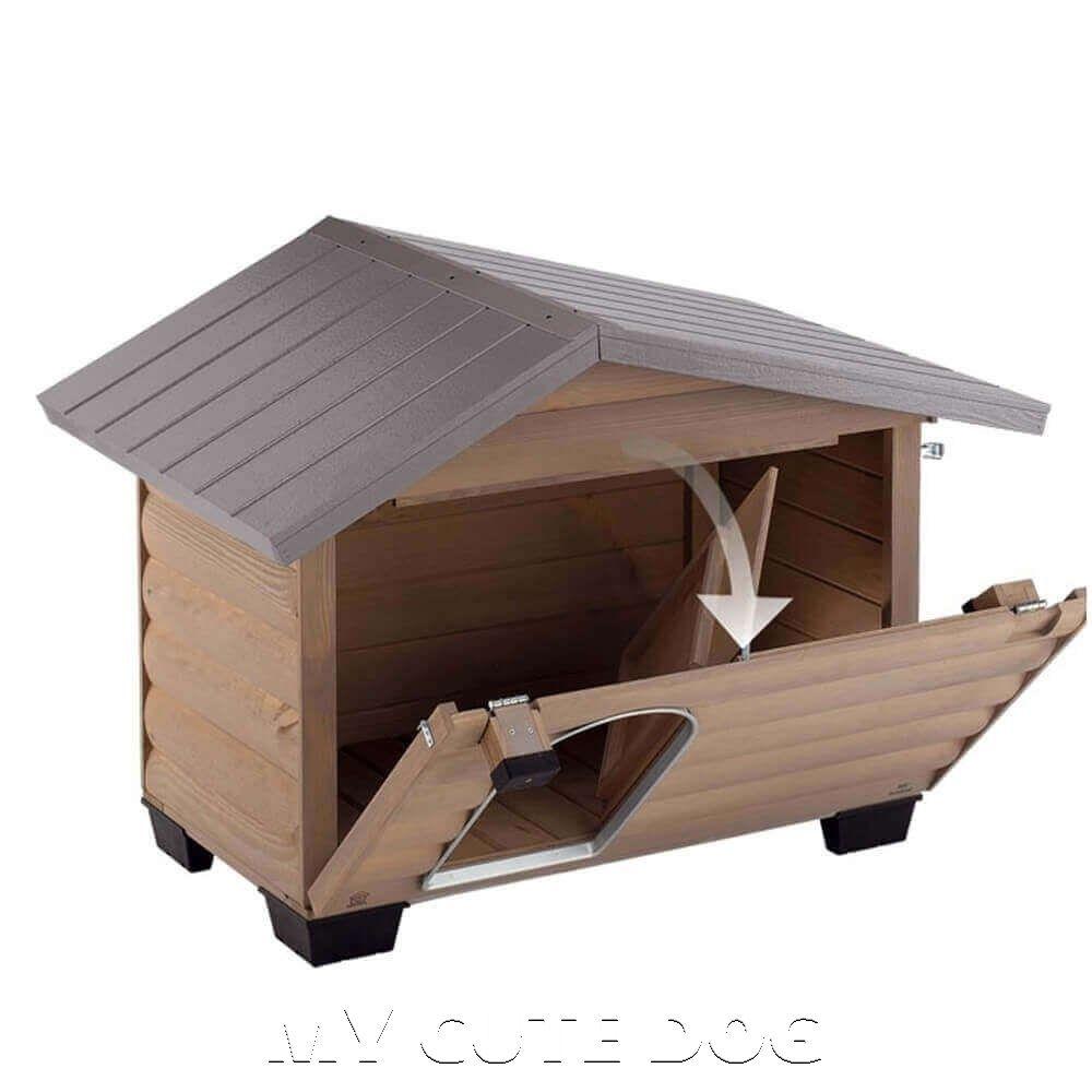 21 Modern Dog House Ideas