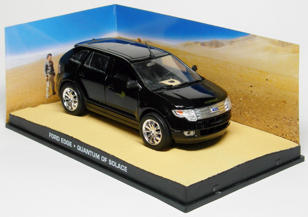 91 Ford Edge Quantum Of Solace Bondcar Jp Nel 2020
