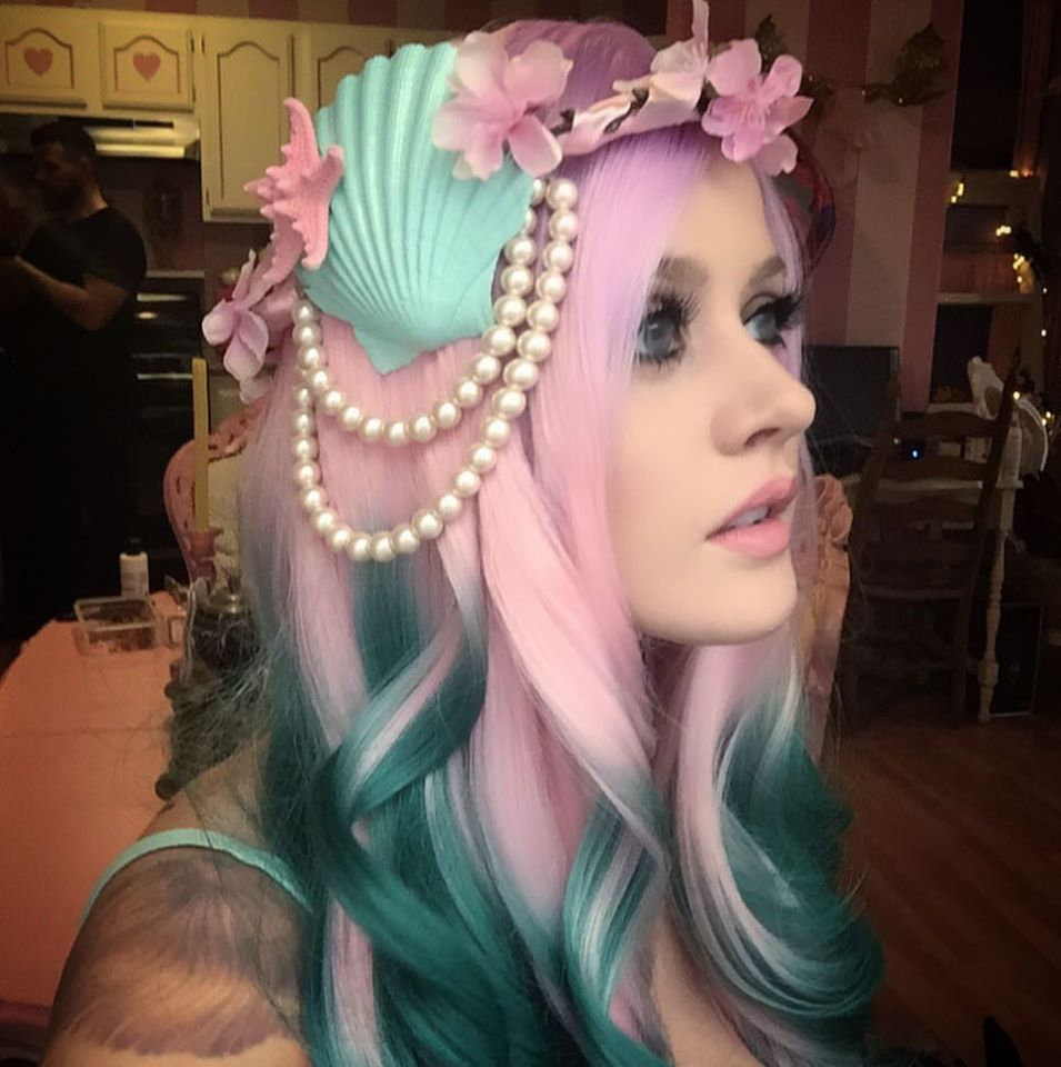 Athena massey red alert pictures to pin on pinterest - Pretty Hair