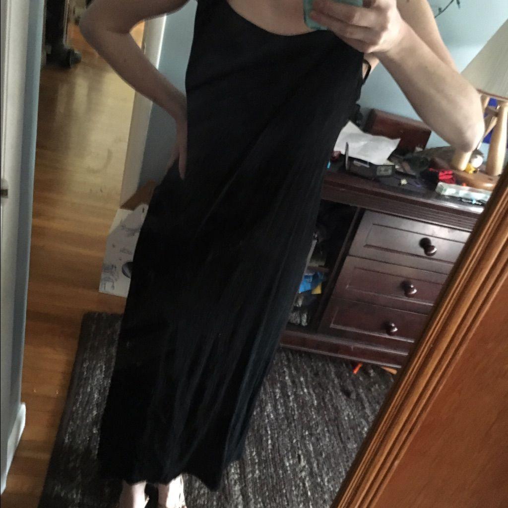 Isda&Co 100% Silk Tank Maxi Dress