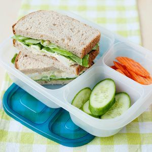 Healthy school and office lunch ideas with egg salad egg salad 5 easy lunches using egg salad for school or the office high in protein forumfinder