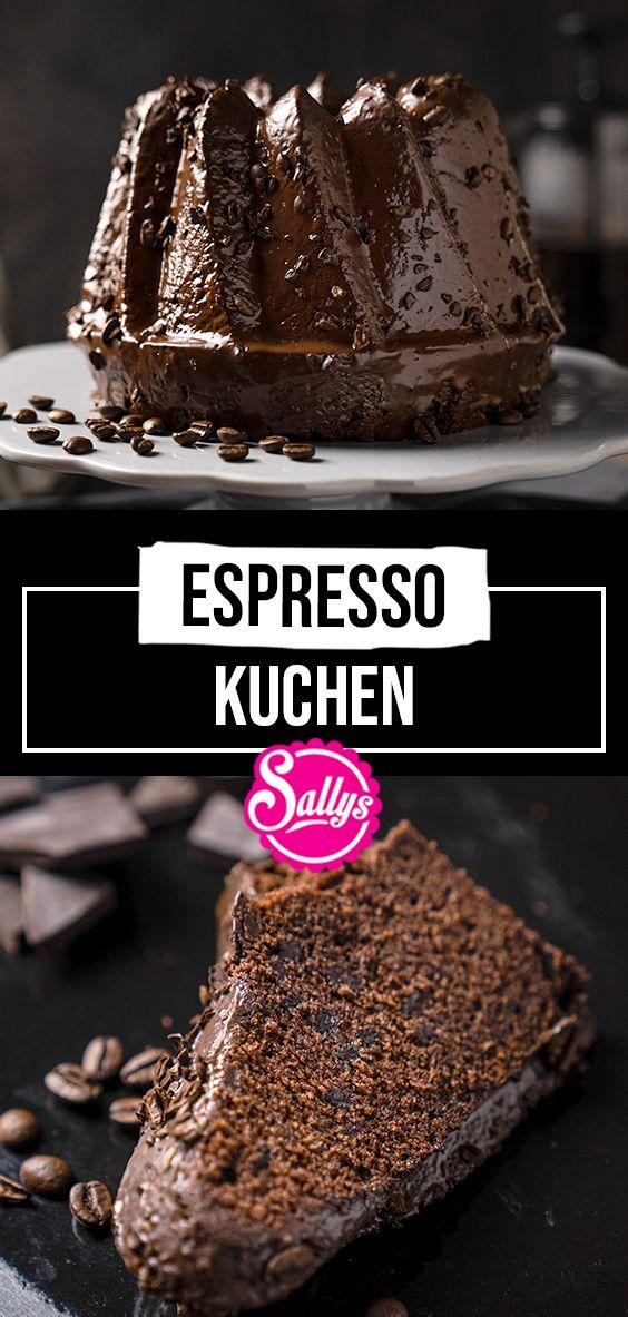 ESPRESSOKUCHEN / SALLYS WELT