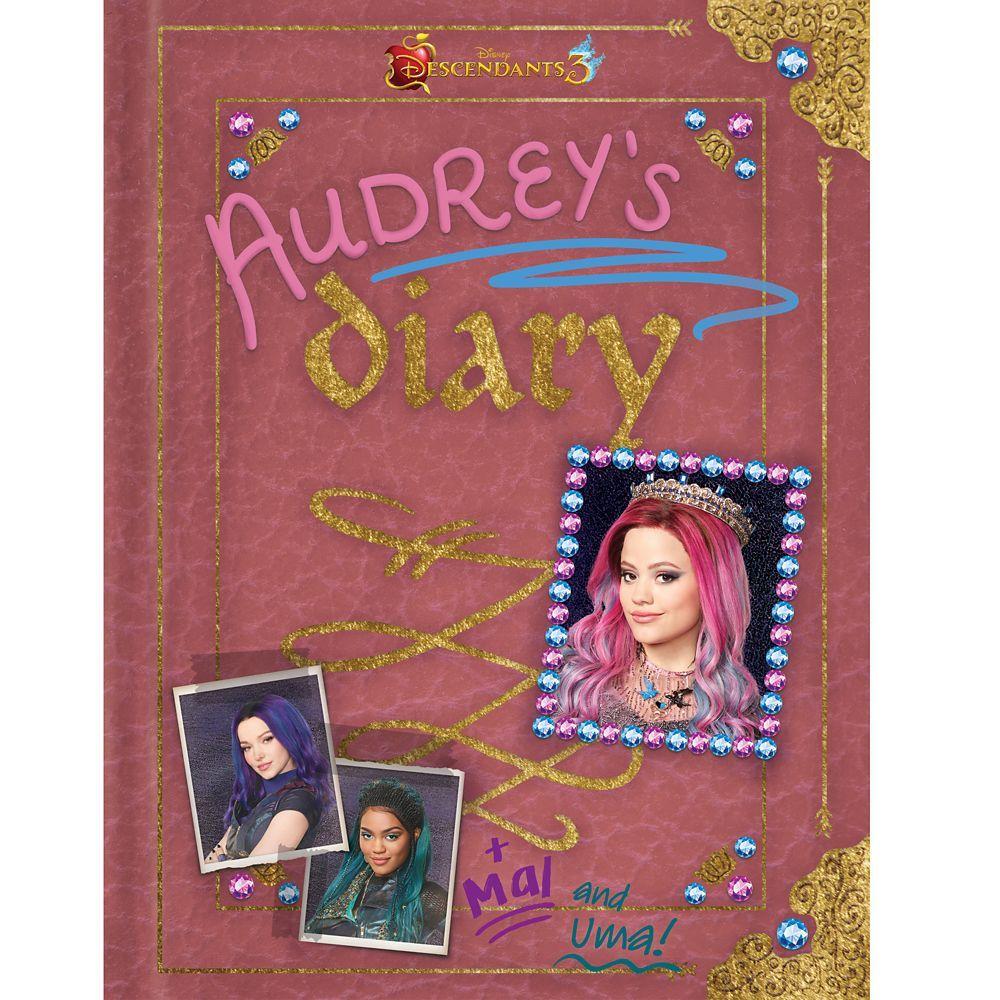 Audrey's Diary Book Descendants 3 shopDisney in 2020
