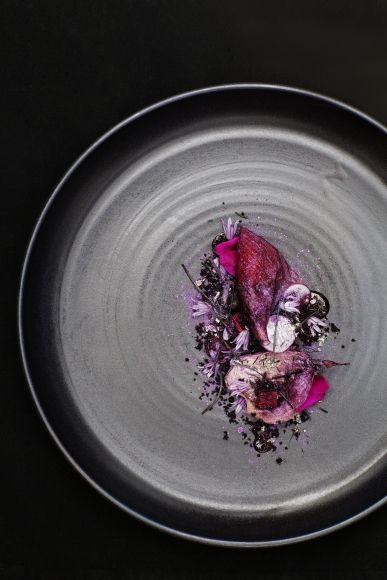 Nicolai Nørregaard #purple #purplefood purple food violet photography colour color