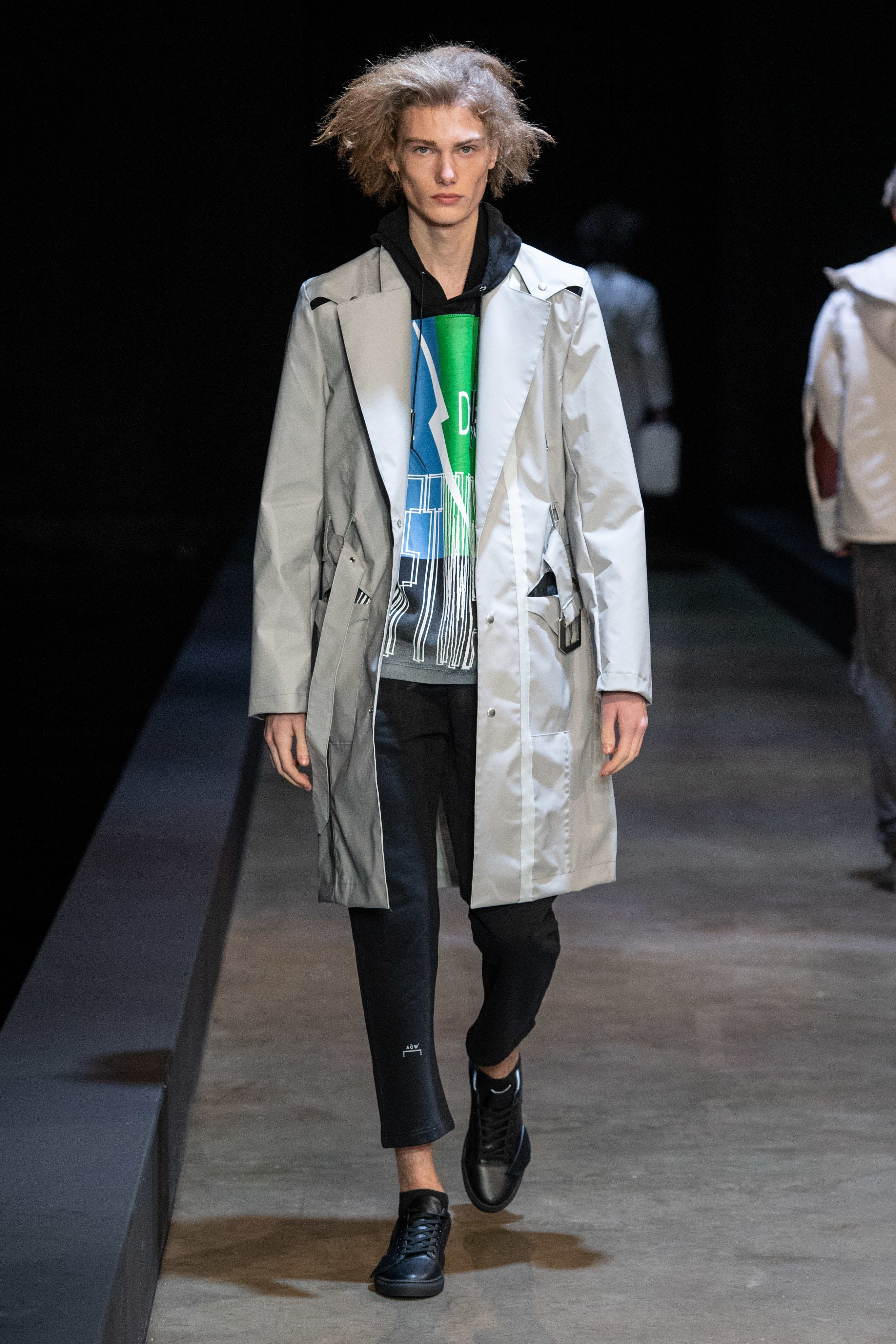Fall row savile runway advise dress for spring in 2019
